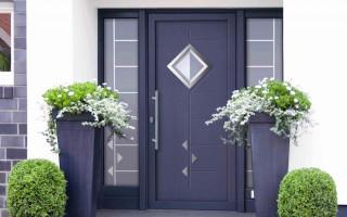 Как Выбрать Уличную Дверь в Частный Дом — фото и дизайн интерьера