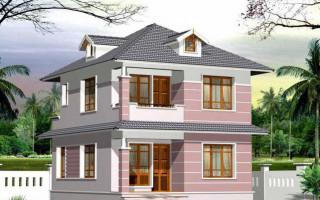 Проекты домов 7 на 7 с мансардой