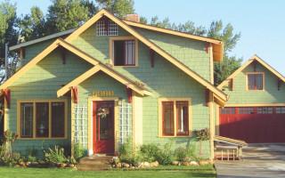 Проекты домов 8 на 8