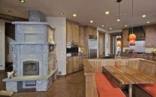 Проекты и планировки домов под печное отопление