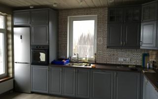 Планировка кухни-гостиной 25 кв