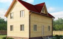 Способы планировки дома с размерами 6х9: особенности, преимущества и недостатки