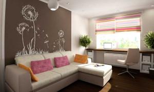 43 идеи дизайна однокомнатной квартиры 18 кв