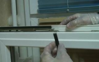 Уплотнитель для Пластиковых Окон Замена Своими Руками — схемы, как сделать